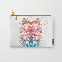Spirit of the Wolf Carry-All Pouch
