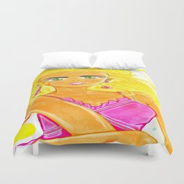 Can't You Keep Up, Brooklyn Duvet Cover
