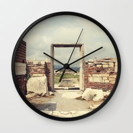 Sequence Wall Clock