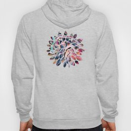Colorful Fantasy Abstraction Hoody