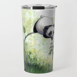 Panda Hello Travel Mug