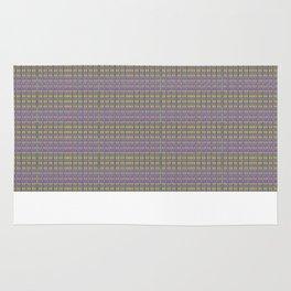 Designer Stripes for Shirting Rug