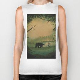 The Jungle Book by Rudyard Kipling Biker Tank