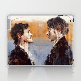Senza denti Laptop & iPad Skin