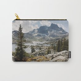 Partly Cloudy Afternoon in the Eastern Sierra Carry-All Pouch
