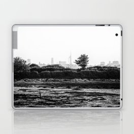 View from Hayling. Laptop & iPad Skin