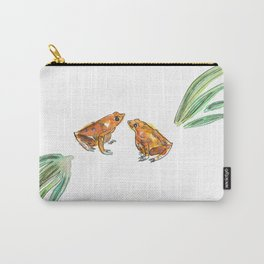 Let's frog about it! Carry-All Pouch