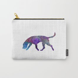 Artois Hound in watercolor Carry-All Pouch