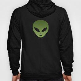Extraterrestrial Alien Face Hoody