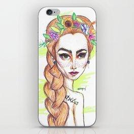 Adaraya iPhone Skin