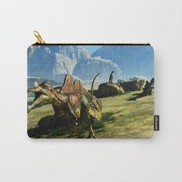 Ichthyovenator Dinosaur Carry-All Pouch