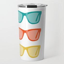 Ray Ban Frames Sunglasses Travel Mug