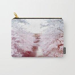 Sakura Tree Carry-All Pouch