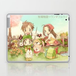 Harvest Moon Laptop & iPad Skin