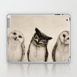 The Owl's 3 Laptop & iPad Skin