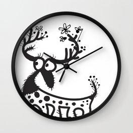 Melanie Wall Clock