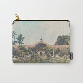 the botanical building in Balboa Park, San Diego Carry-All Pouch