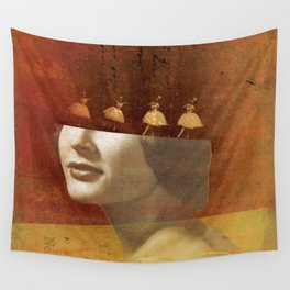 Social Life 15: The Dancer 2 Wall Tapestry