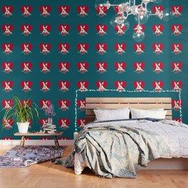 Bull Terrier Love Wallpaper