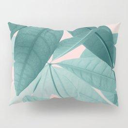 Pachira Aquatica #5 #foliage #decor #art #society6 Pillow Sham