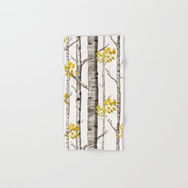Birch Love Hand & Bath Towel