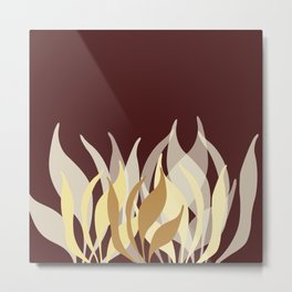 Beautiful, Nature Inspired Metal Print