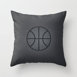 BASKETBALL- basketball Throw Pillow