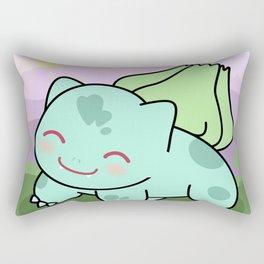 Cute Bulba  Rectangular Pillow