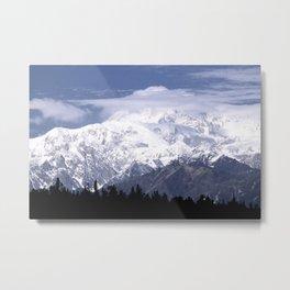 Mt. McKinley Metal Print