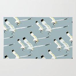 Seagull clones Rug
