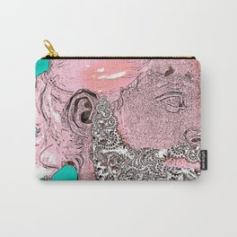Hipster Nepune - emerald Carry-All Pouch