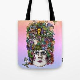 THE GOLDEN GOD Tote Bag