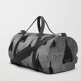 F-14 Tomcat Military Sweptwing Fighter Jet Duffle Bag