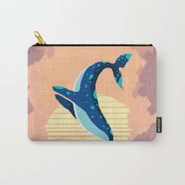Sky Whale Carry-All Pouch