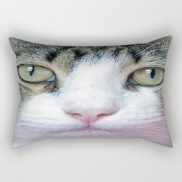 Pink Nose Rectangular Pillow