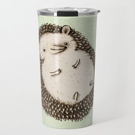 Plump Hedgehog Travel Mug