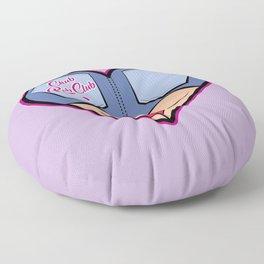 Chub Rub Club (II) Floor Pillow