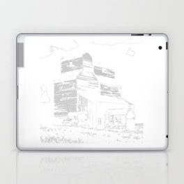 Grain Elevator Laptop & iPad Skin