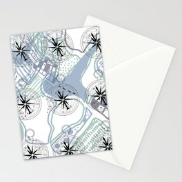 Explore and Discover Stationery Cards
