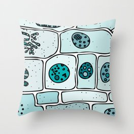 Mitosis Throw Pillow