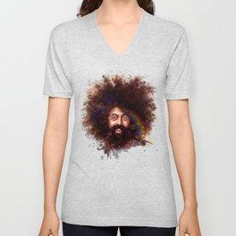 Reggie Watts Unisex V-Neck