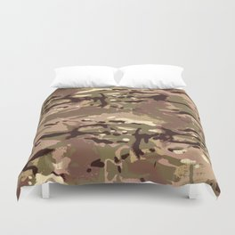 My Most Popular Camo! Duvet Cover