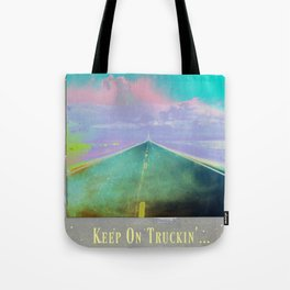 ROADTRIPN' HARD Tote Bag