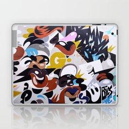 Street Art 1 Laptop & iPad Skin