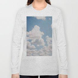 summer clouds iv Long Sleeve T-shirt