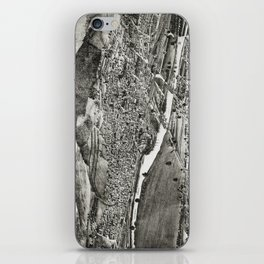 Corning - New York - 1882 iPhone Skin