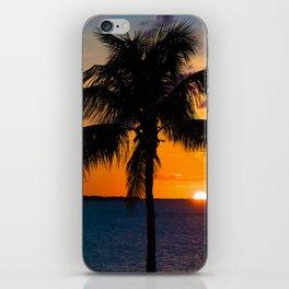Key Largo Sunset iPhone Skin