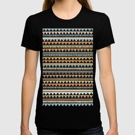 Colorful Hand Drawn Ethnic Pattern T-shirt