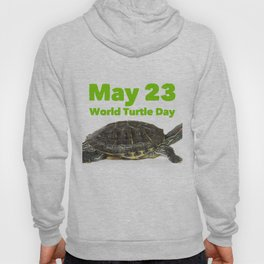 World Turtle Day - May 23 Hoody