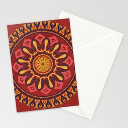Complex Lai Thai Wreath V3 Stationery Cards